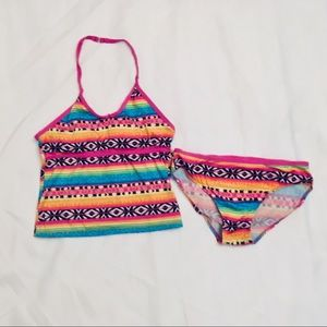 Other - Girls Two Piece Swimsuit Size 10/12